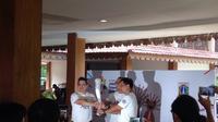 Pemprov DKI Jakarta bersama INASGOC menggelar Festival Jelang Obor Asian Games di 44 Kecamatan.