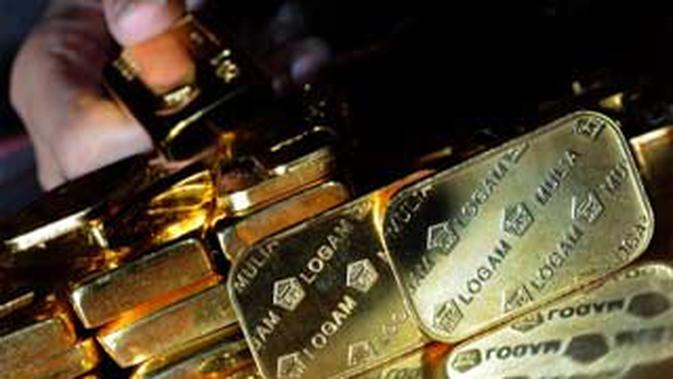 Harga Emas Anjlok Lebih dari 2 Persen Usai Pengangguran di AS Turun