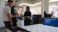 Clearance Sale Produk Matras Akhir Tahun untuk Kebutuhan Tidur Sehat dan Berkualitas. foto: istimewa