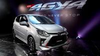 Begini Detail Ubahan New Toyota Agya (TAM)