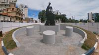 Monumen Soekarno di Aljazair. (Foto: Humas Jabar)