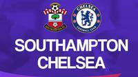 Premier League - Southampton Vs Chelsea (Bola.com/Adreanus Titus)
