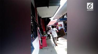 Kericuhan terjadi di Rutan 1A Solo. Agar suasana semakin kondusif, polisi terpaksa memindahkan beberapa napi ke Semarang.