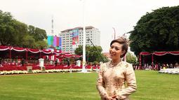 [Bintang] Ayu Dewi di Istana Negara
