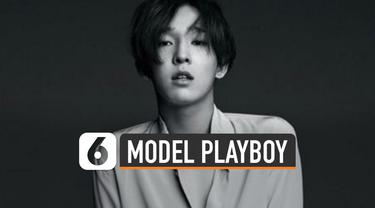 Mantan personal K-Pop Winner Nam Taehyun jadi model Playboy di Korea. Ia tampil jadi model edisi perdana edisi September 2017.