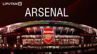 ilustrasi Arsenal (Trie Yas/Liputan6.com)