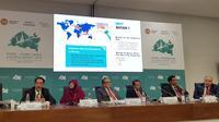 BP Batam ketika mengikuti Russia - Islamic World Kazansummit 2019.
