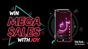 Mega Sales with Joy