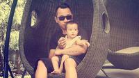 Kiki Mirano, suami Sheila Marcia Joseph rindu bertemu anak [foto: instagram/wassuprebels]