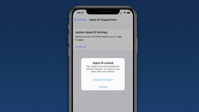 Banyak pengguna iPhone Keluhkan Apple ID mereka terkunci tiba-tiba. (Doc: 9to5Mac)