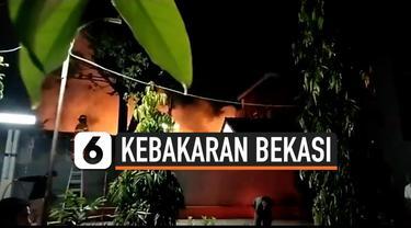 kebakaran rumah kontrakan thumbnail
