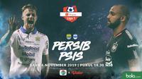 Shopee Liga 1 - Persib Bandung Vs PSIS Semarang - Head to Head Pemain (Bola.com/Adreanus Titus)