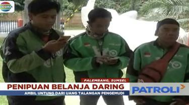 Tega, dua gadis di Palembang, tipu pengemudi ojek online dengan memesan barang secara fiktif.