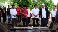 PDIP bersama rombongan memulai safari kebangsaan jilid lima dari Rawamangun, Jakarta Timur.