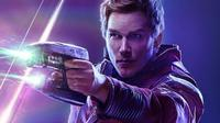 Chris Pratt sebagai Star-Lord dalam Avengers: Infinity War. (Marvel Studios)