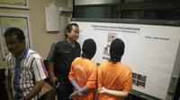 Usai dikeroyok, mahasiswa Bandung itu dipalak oleh pengeroyoknya yang tak lain teman sepermainan. (Liputan6.com/Aditya Prakasa)