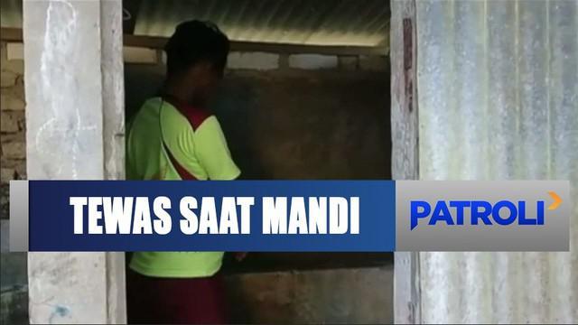 Mandi tanpa pengawasan orang tua, bocah berusia empat tahun di Pamekasan, Madura, tewas mengambang dalam bak.