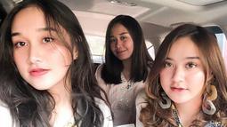 Tak hanya berdua, Salsha dan Nabila juga memiliki seorang kakak perempuan. (Liputan6.com/IG/@nabilarhv)