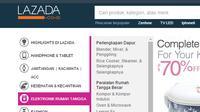 Lazada mengelar promo khusus selama tiga hari di tanggal 24-26 Maret 2015.