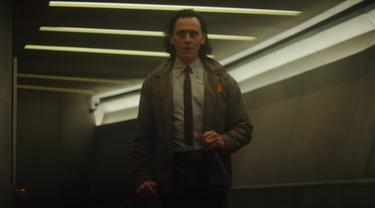 Loki. (Tangkapan layar YouTube/ Marvel Entertainment)