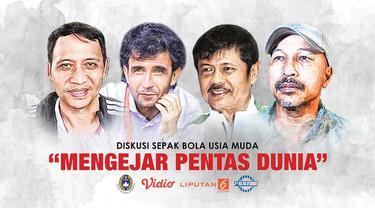 Bagaimana jika tiga pelatih timnas Indonesia berkumpul dalam satu ruangan? Apa yang akan mereka bicarakan?