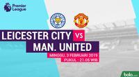 Premier League: Leicester City Vs Manchester United