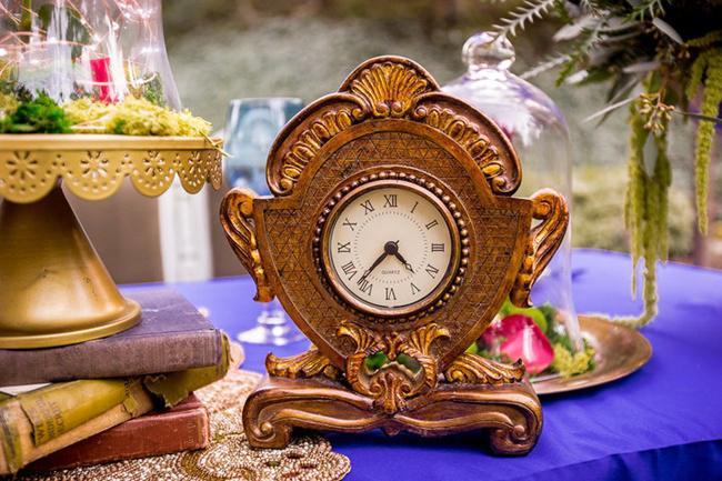 Pernik yang digunakan untuk pernikahan tema Beauty and The Beast   Photo: Cpyright huffingtonpost.com