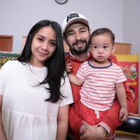 Raffi Ahmad - Nagita Slavina - Rafathar (Adrian Putra/bintang.com)