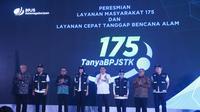 Menteri Ketenagakerjaan Hanif Dhakiri mengapresiasi atas diluncurkannya inovasi pelayanan baru dari BPJS Ketenagakerjaan