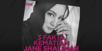 3 Fakta Jane Shalimar Meninggal Dunia, Sempat Berjuang Melawan Covid-19