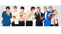 Kolaborasi BTS - McD. (Header foto Twitter/ McDonalds)