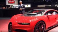 Bugatti Chiron Sport (Autoevolution)