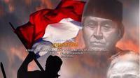 Film Laskar di Tapal Batas rilis poster