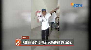 Pada Selasa siang ini, Bawaslu dijadwalkan bertemu Polisi Diraja Malaysia untuk membahas kasus surat suara tercoplos.
