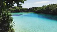 Danau Weekuri, Sumba, NTT. (dok. Instagram @retnopinasti/https://www.instagram.com/p/BUavr3hgKoa/Asnida Riani)
