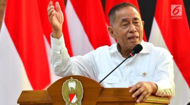 Menteri Pertahanan Ingatkan TNI dalam Netralitas Pilpres 2019
