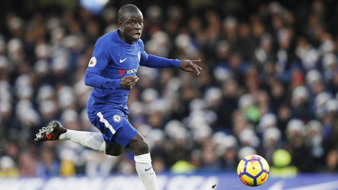 Berita Bola Rahasia Gol Cantik Kante Bersama Chelsea Senin 31