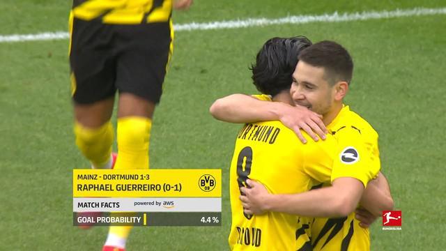 Berita Video 5 Gol Tak Terduga Bundesliga Pekan 33, Cek Torehan Pemain Borussia Dortmund