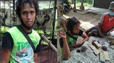 Viral Kisah Pengumpul Kardus Sisihkan Uang Rp 2.000 untuk Membel Hewan Kurban