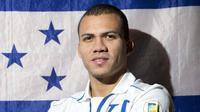 Pemain timnas Honduras, Arnold Peralta, tewas ditembak orang tak dikenal di kawasan parkir sebuah pasar swalayan di La Ceiba, Kepulauan Karibia, Kamis (10/12/2015). (dok. Rangers FC)