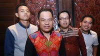 Wali Band (Galih W. Satria/bintang.com)
