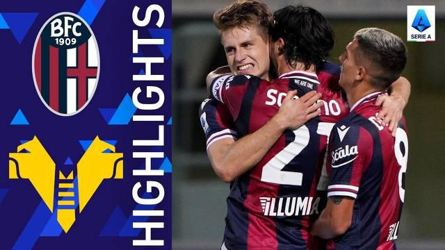 Berita video highlights Liga Italia, Bologna Vs Hellas Verona, Selasa (14/9/21). Mattias Svanberg cetak gol tungggal Bologna