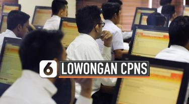 Pemerintah resmi menetapkan jumlah formasi yang akan dibuka pada seleksi Calon Pegawai Negeri Sipil (CPNS) 2019, yakni sebanyak 197.117 posisi.