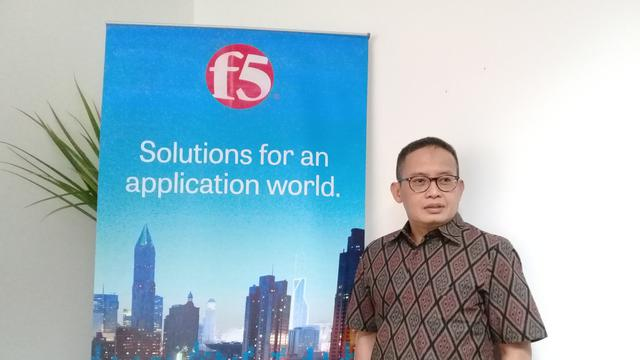 Fetra Syahbana, Country Manager Indonesia, F5 Networks