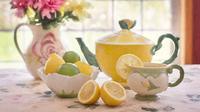 Ilustrasi manfat lemon (Sumber: Pixabay)