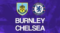 Premier League - Burnley Vs Chelsea (Bola.com/Adreanus Titus)