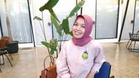 Konselor psikologi Derira Dewi membedah sejumlah kelainan seksual yang mungkin dialami pelaku pesta seks (Liputan6.com/ Switzy Sabandar)