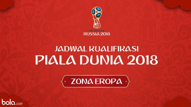 Berita video jadwal kualifikasi Piala Dunia 2018 zona Eropa, Rabu (11/10/2017). Misi Berat Belanda hadapi Swedia.