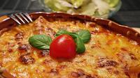 Lasagna (Sumber: Pixabay/RitaE)