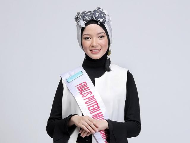 Kenalan Dengan Almaas Isfadhilah Finalis Puteri Muslimah Indonesia 2019 Asal Gresik Lifestyle Liputan6 Com